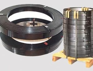 Steel Strapping Per Roll or Skid