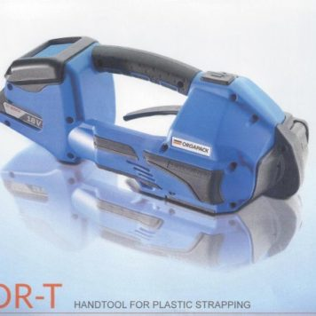 Sealless Battery Operated Strapping Tools