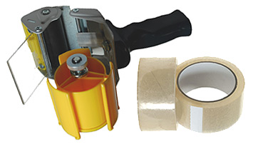 Tape / Tape Dispensers / Cord Kits
